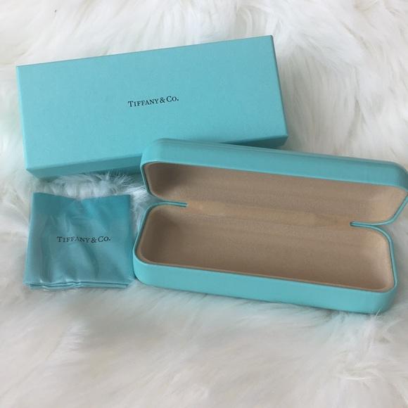 da4e7ebfb65 New Tiffany   Co eyeglass case and box. M 5a68af2005f43074122f8550